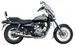BAJAJ AVENGER 220 WITH ELECTRIC START12