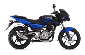 BAJAJ PULSAR 180 WITH ELECTRIC START