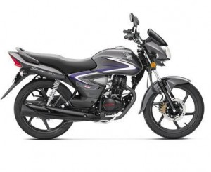 HONDA CB SHINE SELF DISC ALLOY 125 CC1