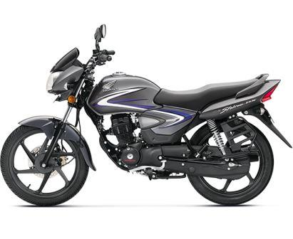 HONDA CB SHINE SELF DRUM ALLOY 125 CC2