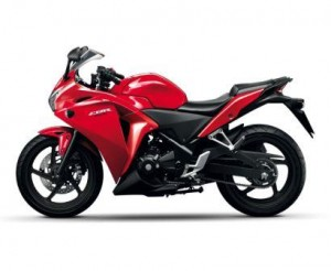 HONDA CBR 250 R STD 2496 CC