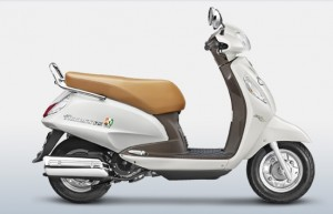 SUZUKI ACCESS 125 AUTOMATIC SELF START GEARLESS