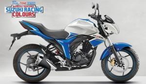 SUZUKI MOTORCYCLE GIXXER