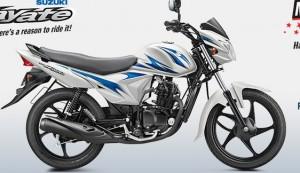 SUZUKI MOTORCYCLE HAYATE SS