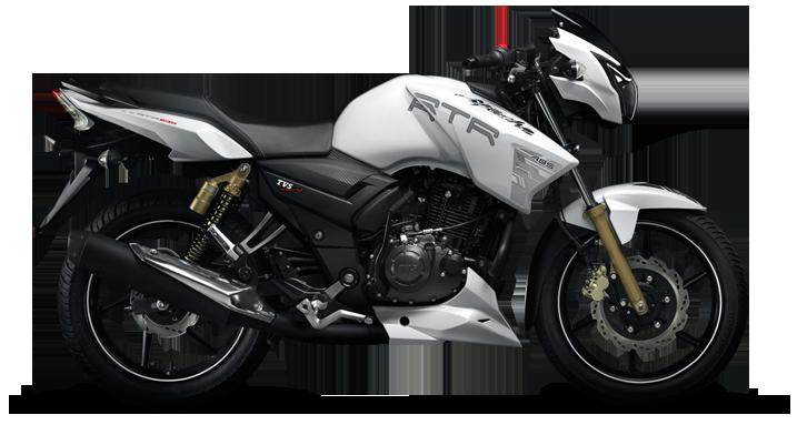 TVS APACHE RTR MOTOR CYCLE 11