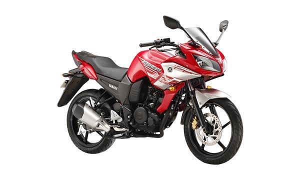 Yamaha motorcycle fazer fz 16 st 45s4 153 cc csd price for Yamaha dealers in my area