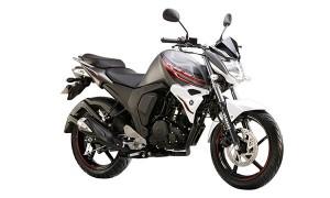 YAMAHA MOTORCYCLE FZS 21C6 153 CC