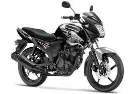 YAMAHA MOTORCYCLE SZ 54B2 153 CC