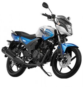 YAMAHA MOTORCYCLE SZX 54B1 153 CC
