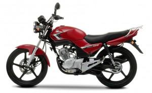 YAMAHA MOTORCYCLE YBR 5TSF 106 CC