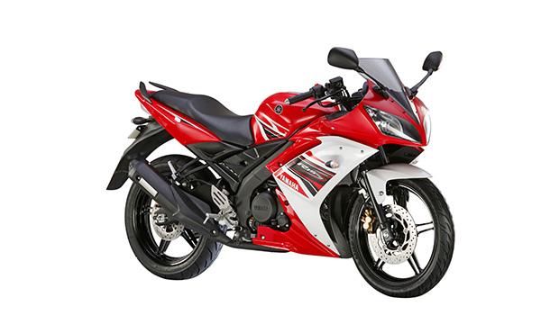 YAMAHA MOTORCYCLE YZF R 15 38B1 149.8