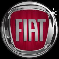 Fiat logo car